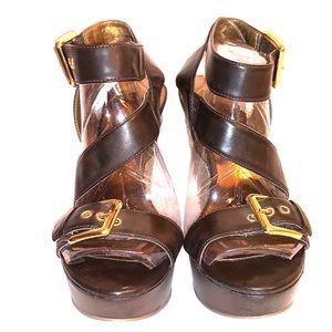GUESS Parisa Wedge Sandal